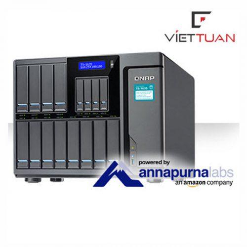 Thiết bị lưu trữ Qnap TS-1635-4G