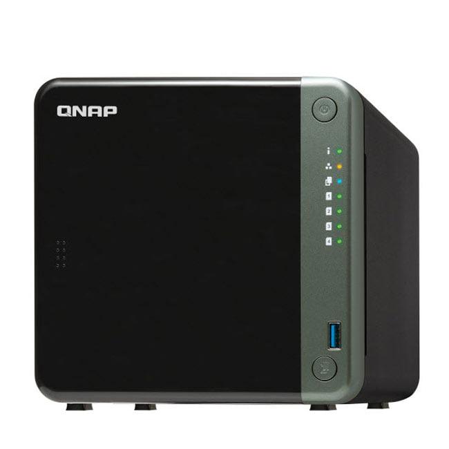 Qnap TS-453D-4G - Phân phối thiết bị mạng, WiFi, Thiết bị lưu trữ dữ liệu NAS