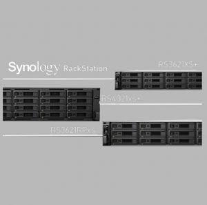Hãng Synology ra mắt các sản phẩm mới Synology RS3621RPxs, RS3621xs+, RS4021xs+ cho năm 2021