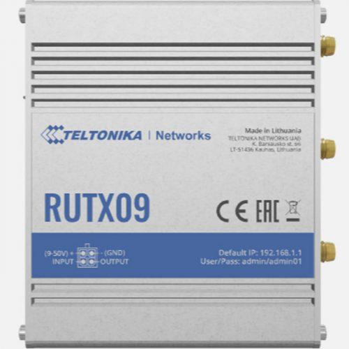 Teltonika RUTX09, Router 4G công nghiệp