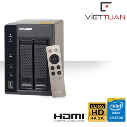 Thiết bị lưu trữ Qnap TS-253A-4G