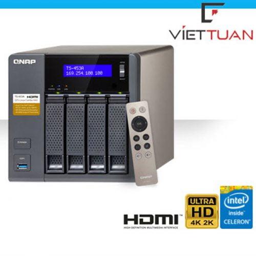 Thiết bị lưu trữ Qnap TS-453A-4G