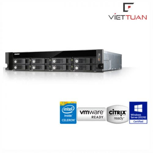 Thiết bị lưu trữ Qnap TS-853U (4GB RAM)