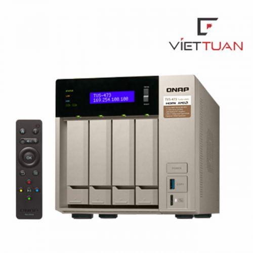 Thiết bị lưu trữ Qnap TVS-473-8G