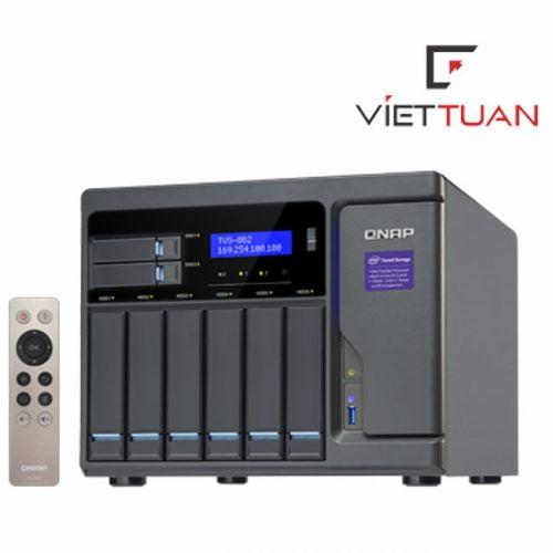 Thiết bị lưu trữ Qnap TVS-882-i5-16G-450W