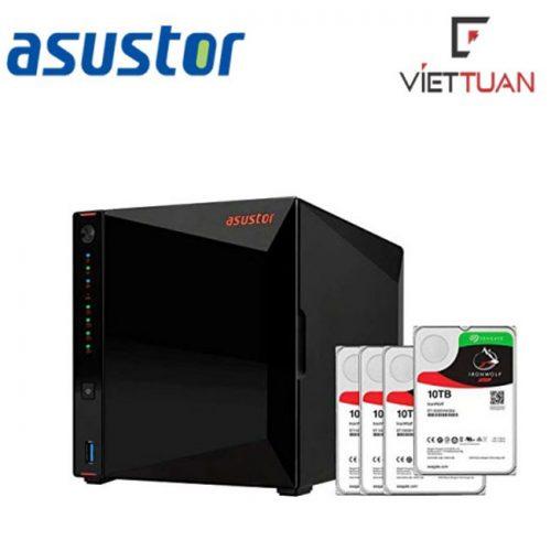 Thiết bị lưu trữ ASUSTOR AS5304T