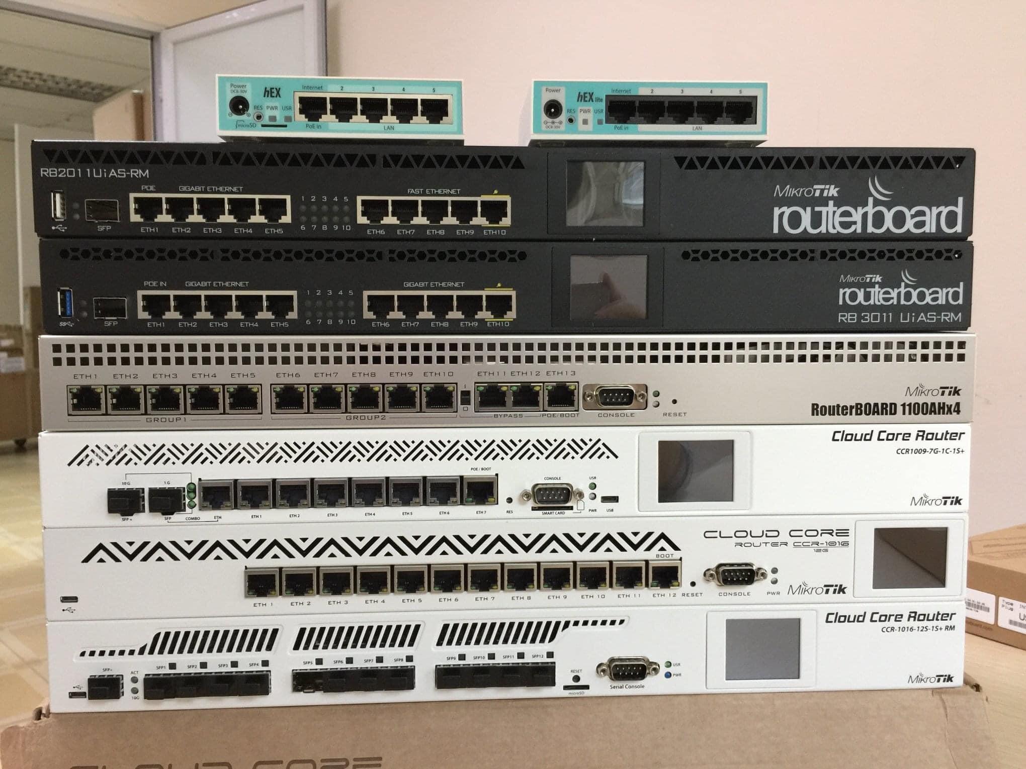 Router Mikrotik