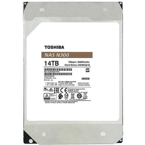 Ổ cứng NAS Toshiba 14 TB (HDWG21EUZSVA)