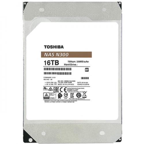 Ổ cứng NAS Toshiba 16 TB (HDWG31GUZSVA)
