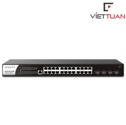 DrayTek VigorSwitch P2280x Việt Tuấn phân phối hàng chính hãng, giá tốt nhất